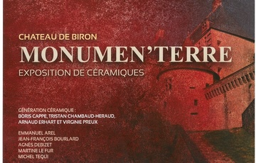 Ceramic Exhibition Monumen'Terre