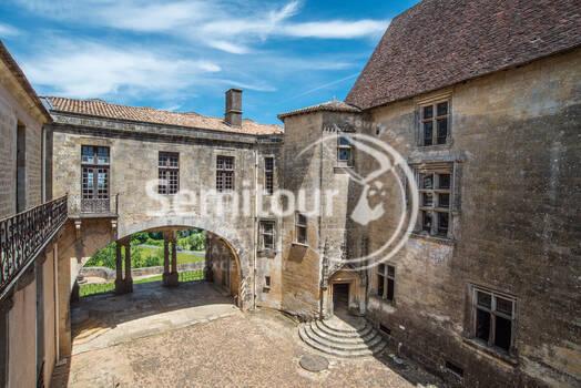 Château de Biron © Dan Courtice - Biron - DAN_3243