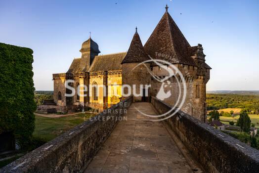 Château de Biron © Déclic&Décolle - 0V7A3424